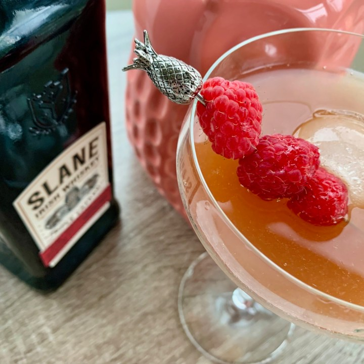 A Whiskey Cocktail for Fall:  Preservation Punch