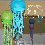 How To Make Jellyfish Lanterns