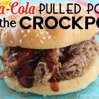 Crockpot Coca-Cola Pulled Pork