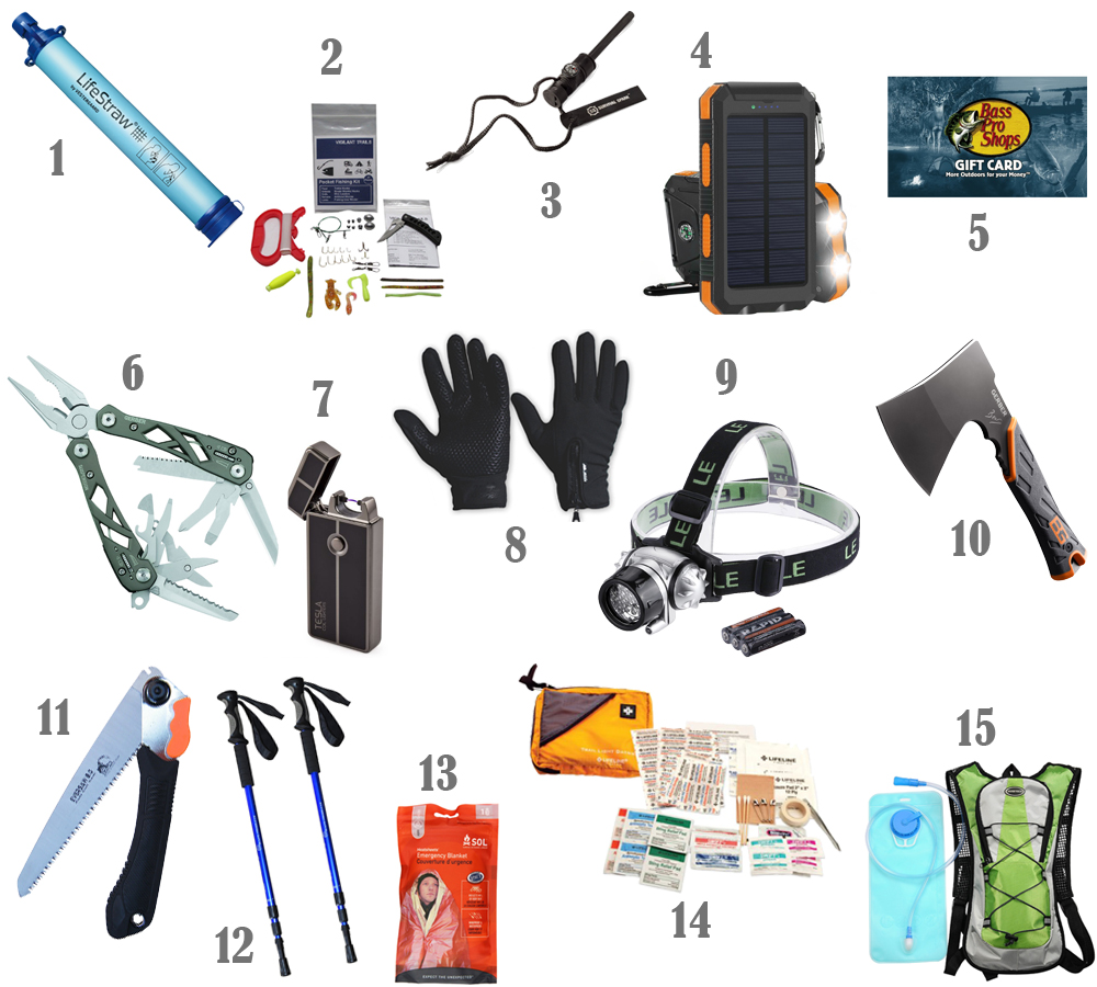 Christmas Gift Ideas For Outdoorsmen Part - 26: 35 Gift Ideas For The Outdoorsman