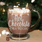 Hot Chocolate Mix Recipe