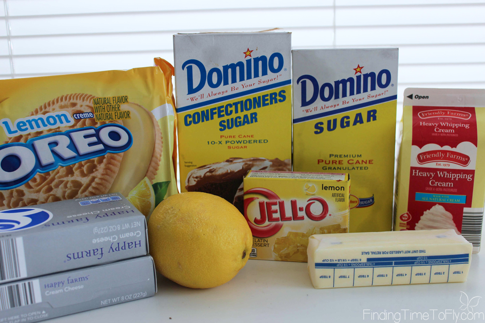 This no bake Lemon Oreo Cheesecake is perfect for the warmer months.