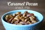 Caramel Pecan Snack Mix