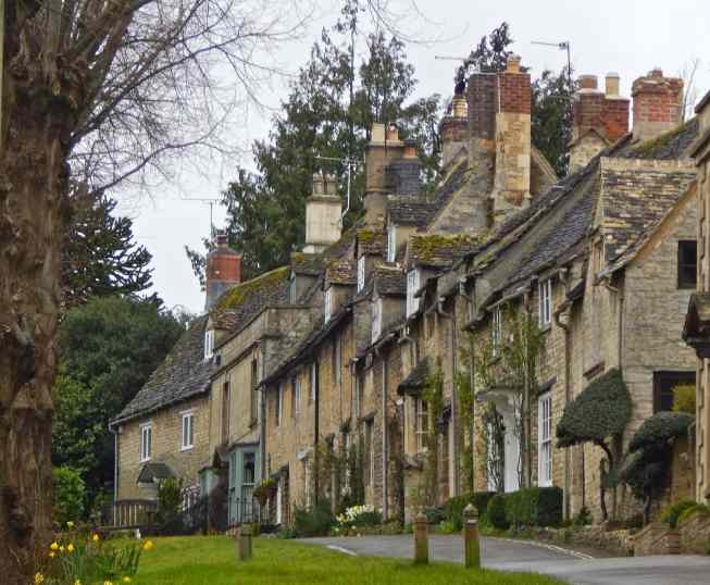 Burford Cotswold