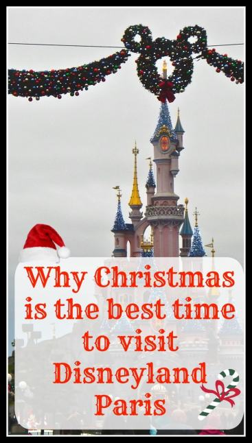 Why Christmas is the best time to visit Disneyland Paris