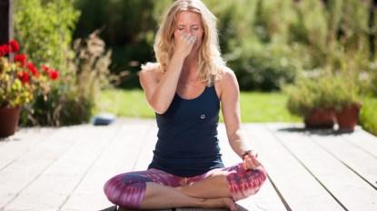 Alternate Nostril Breathing (Nadi Shodhan Pranayama) - A Mindful Breathing Exercise for Wellness