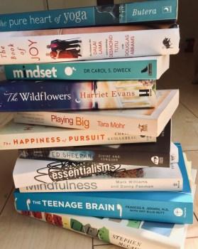Books for inspiration