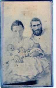 John Boll & Barbara Platzer triplets