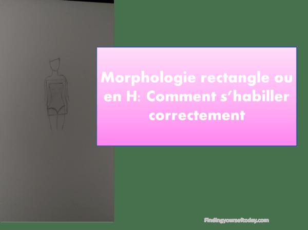68caef4291 Découvrez nos conseils incontournables pour mettre en valeur votre  morphologie rectangle ou en H