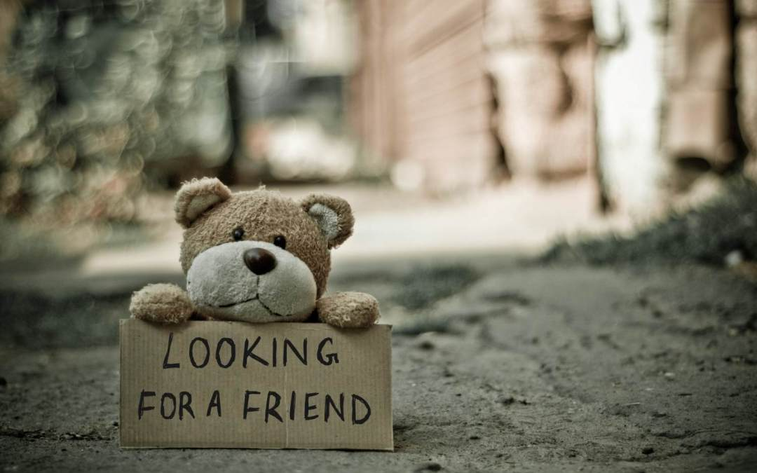 How Can We Find Friends?