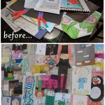 What to do with all the kids art?