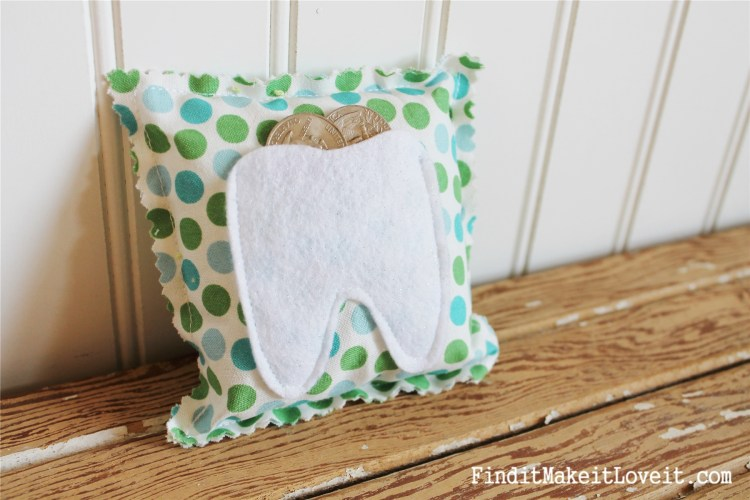 tooth fairy pillow tutorial (4)