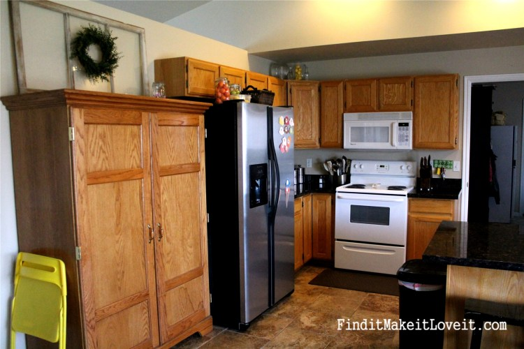Painted kitchen cabinets DIY (17)