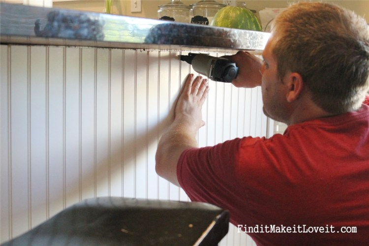 Painted kitchen cabinets DIY (22)