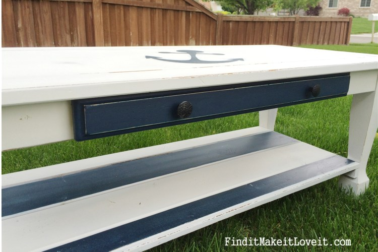 painted nautical table (3)