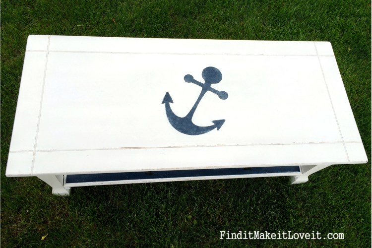 painted nautical table (8)