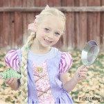 Rapunzel Costume-How To Get Realistic Looking Rapunzel Hair