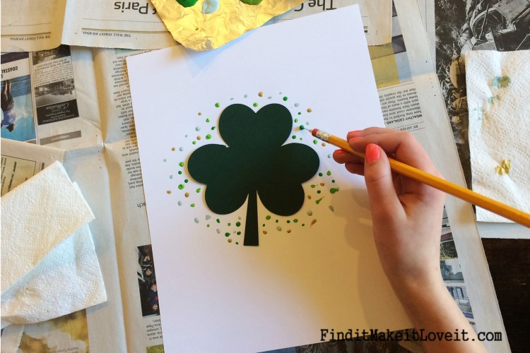 St. Patrick's Day Kids Craft (10)