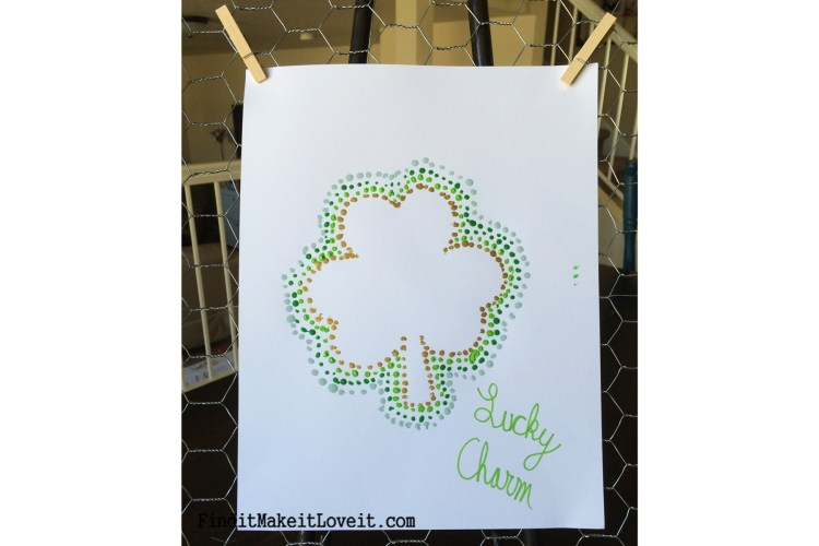 St. Patrick's Day Kids Craft (3)