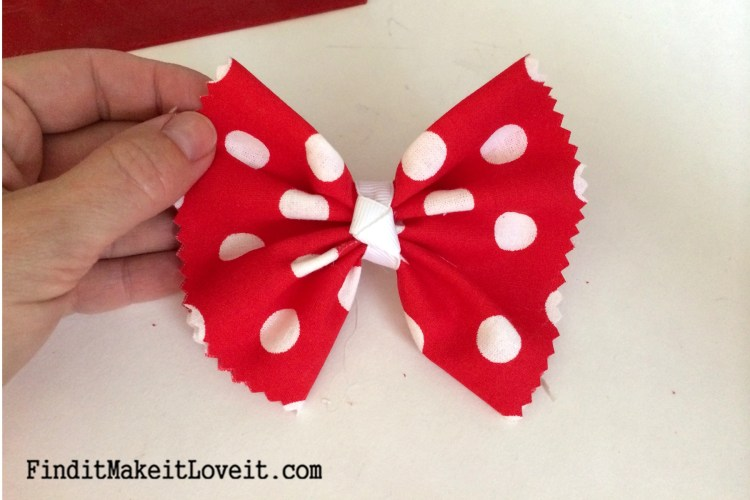 DIY Mickey or Minnie Mouse Ears (10)