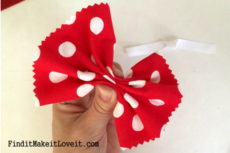 DIY Mickey or Minnie Mouse Ears (11)