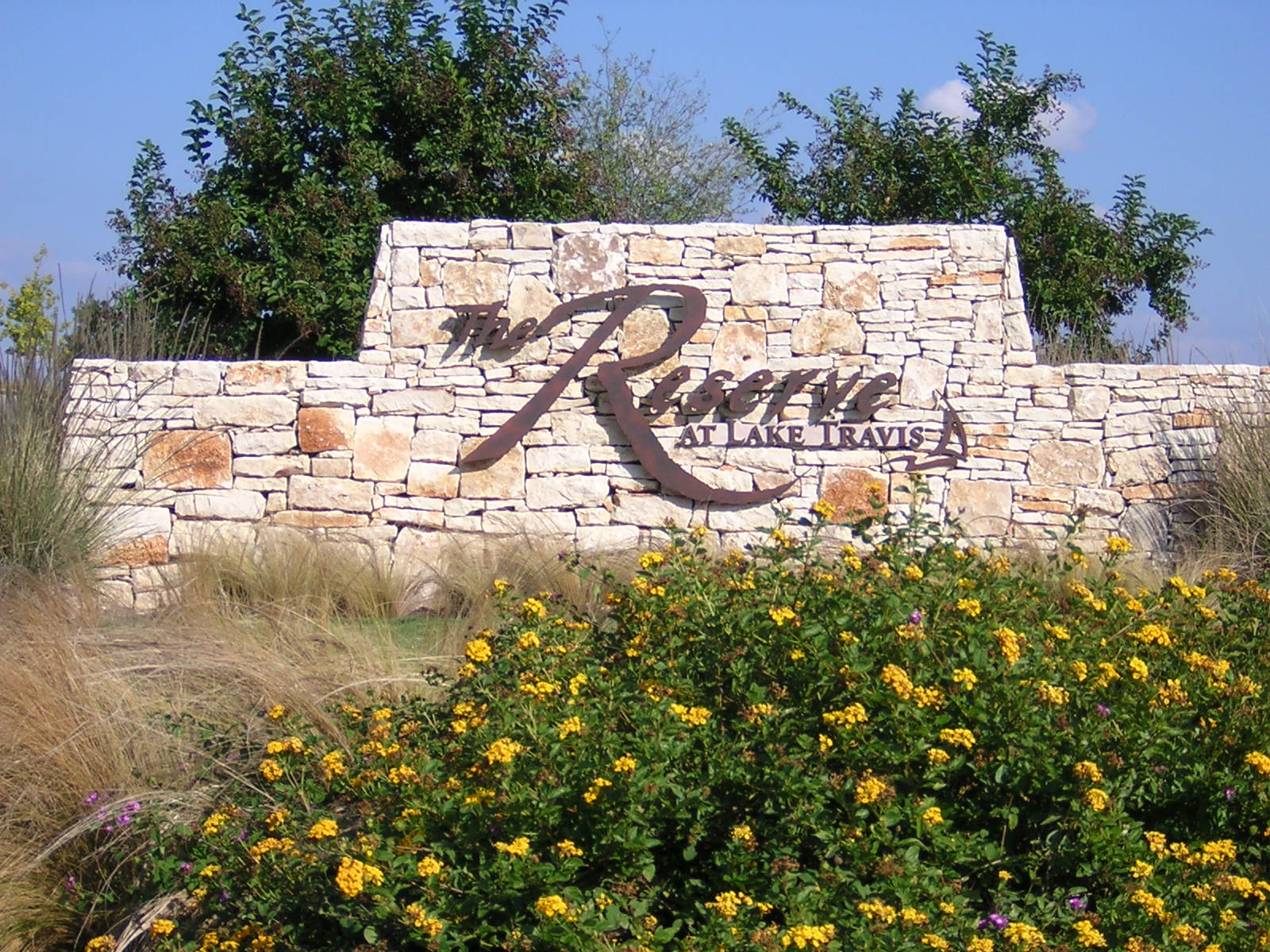 Reserve At Lake Travis Tour Of Homes