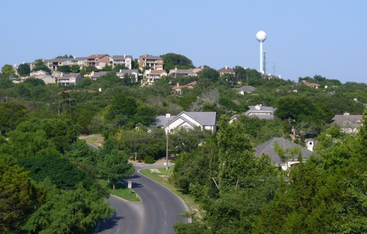 Hill In Lakeway