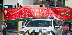 Southland Santa Parade 2013 (1)