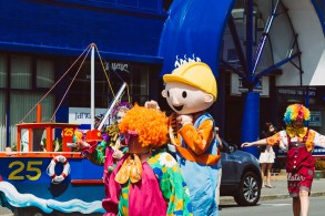 Southland Santa Parade 2013 (2)
