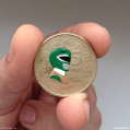 Coins - It's morphin' time!
