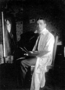 Erich Klieber painting Charles