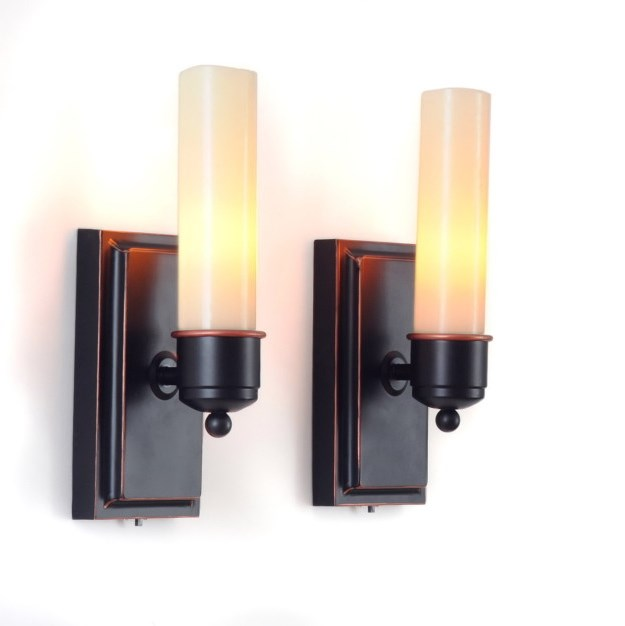 Battery Operated Wall Sconces on Battery Powered Wall Sconces id=27729