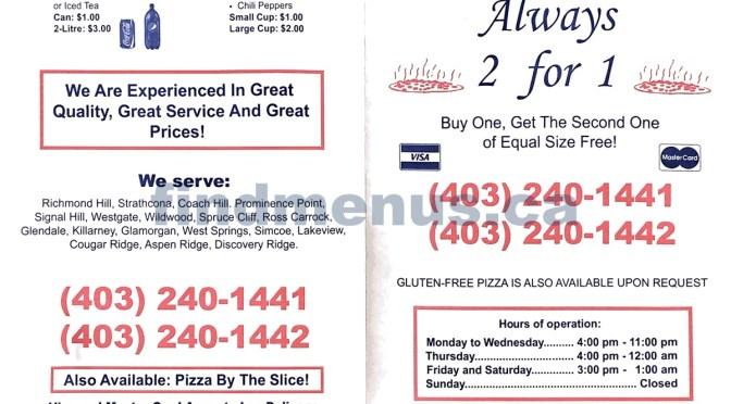 A Pizza Plus