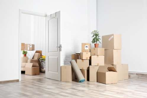 Moving a one bedroom apartment
