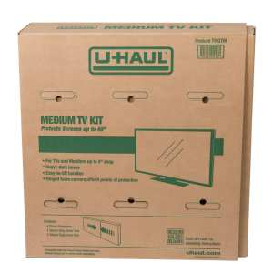 Moving Boxes From UHaul