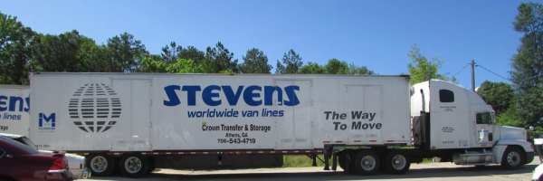 stevens worldwide van lines - Best Movers