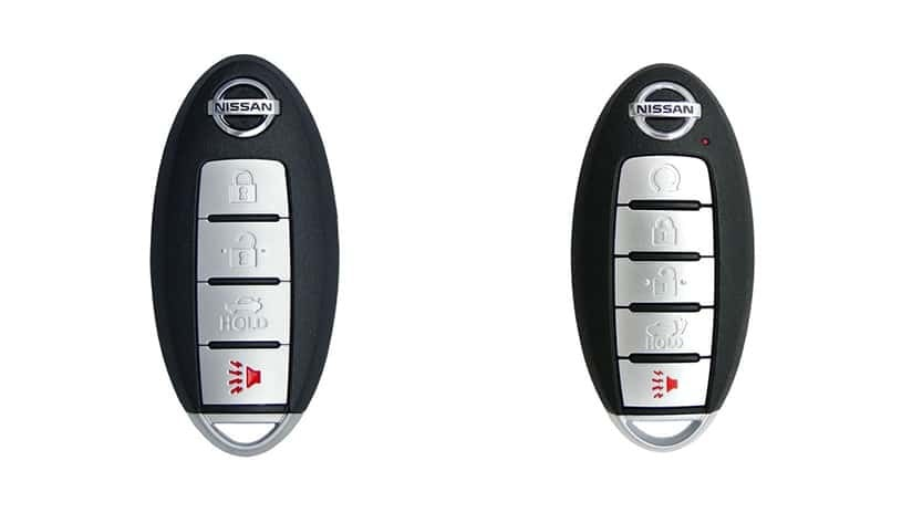 lost nissan key fob replacement 2