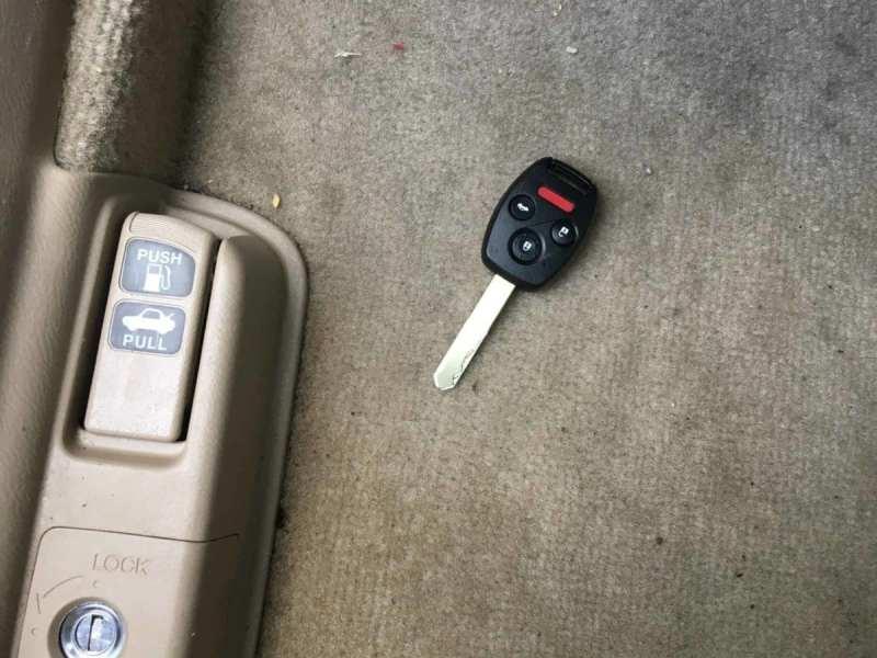 honda car key replacement near me