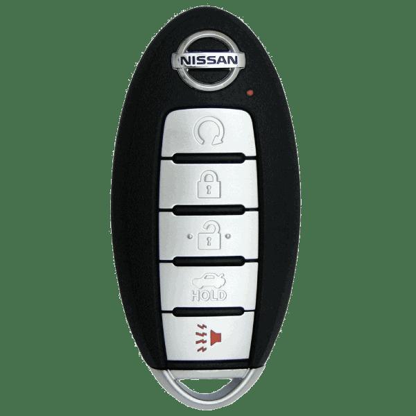 2019 2020 nissan altima 5 button smart key fcc kr5txn4 pn 285e3 6ca6a locksmith