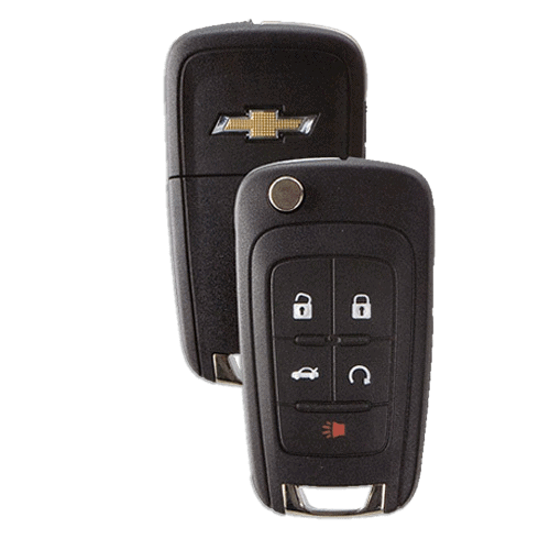Chevy key replacement near me