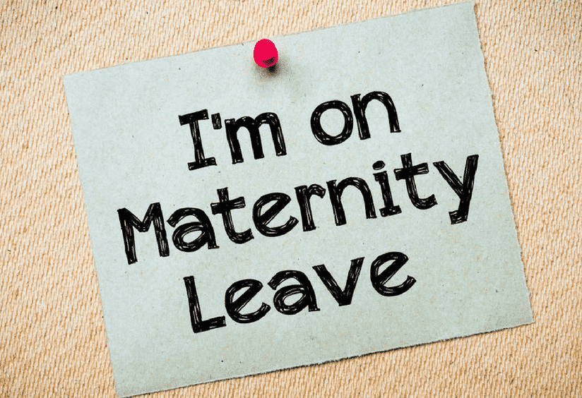 Maternity leave will not prevent you from buying a house