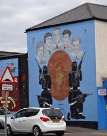 Belfast's Murals