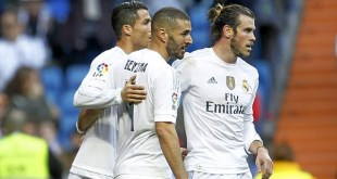 Trio BBC 9 Gol, Real Madrid Lumat Rayo Vallecano 10-2