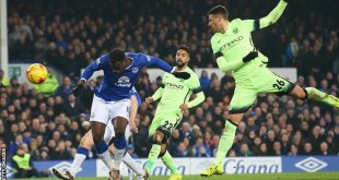 Everton Taklukan City 2-1 di Goodison Park