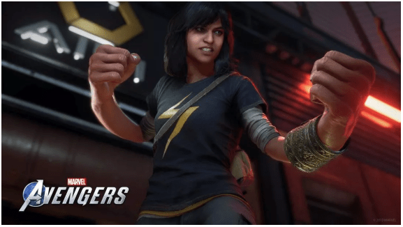 Ms Marvel Akan Hadir di Game Marvel Avengers