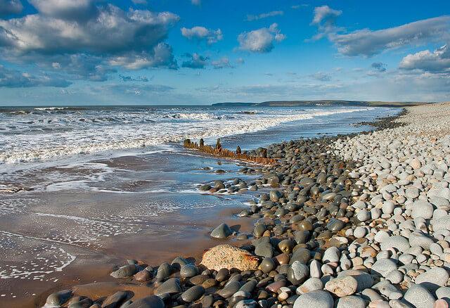 Beach View at Bideford Bay