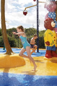 Splashzone at Cala Gran - Cala Gran Holiday Park