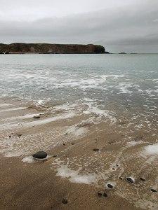 Beach at Eyemouth - Eyemouth Holiday Park