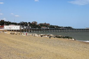 Beach View at Felixstowe Beach - Felixstowe Beach Holiday Park