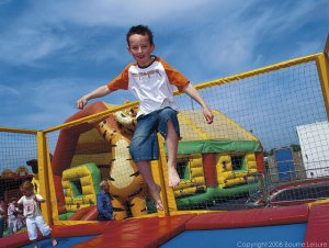 Outdoor Play Area at Golden Sands - Golden Sands Holiday Park